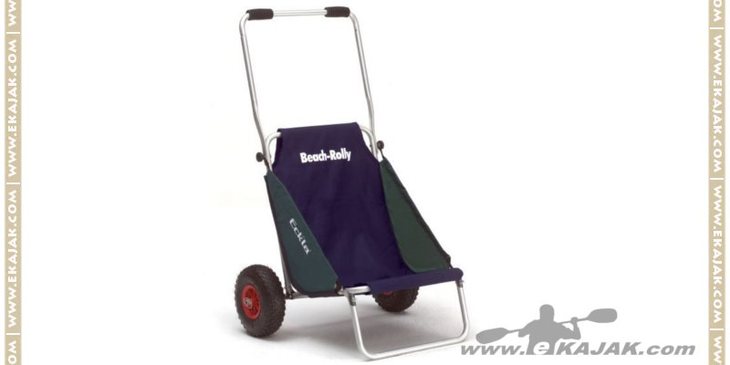 Beach rolly alternative  Bootswagen Eckla Beach-Rolly