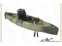 Hobie Mirage Outback | 2017 Camo mit ST-Turboflossen (Letztes Boot)