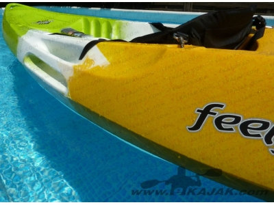 PE Kajak FeelFree New Nomad 290